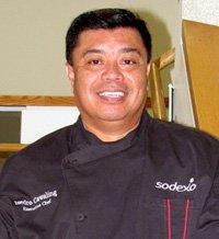 Chef Isedro Cawaling